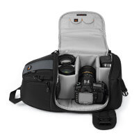 Lowepro SlingShot - Mochila de acceso rápido para cámaras réflex