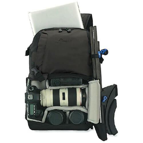 Mochila para cámara réflex Lowepro FastPack