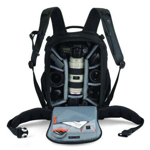 Mochila para cámara réflex Lowepro FlipSide 400 AW