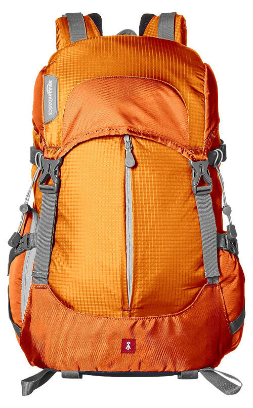 Mochila AmazonBasics Hiker - Senderismo grande