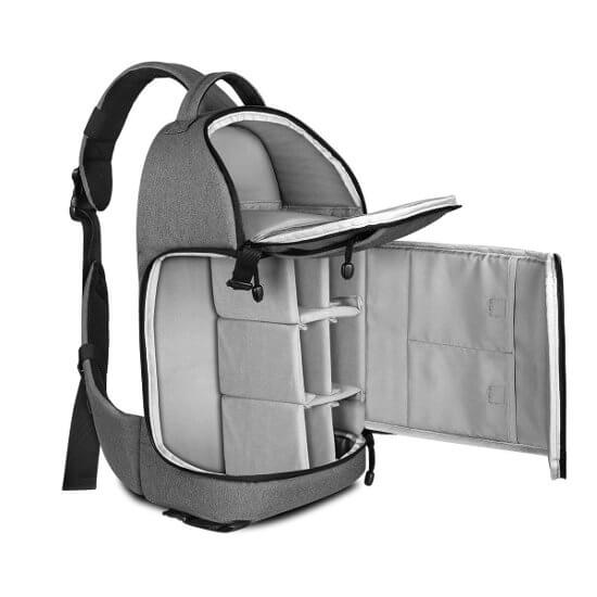 Mochila bandolera Zecti - Sling Backpack
